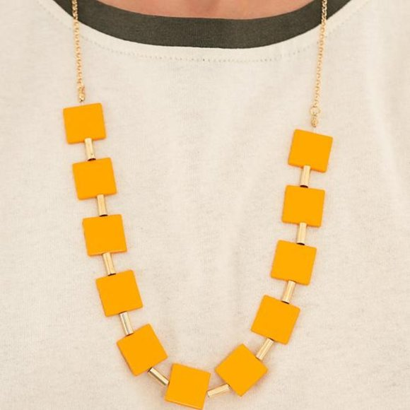 Hello Material Girl Necklace